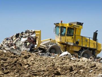 Odpadové hospodářství